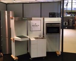 La cuisine ultra-compacte C=1/2m2 brigue un prix au Concours Lépine de Strasbourg !