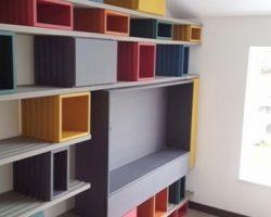 MODULO® : personnalisable, démontable sans outils, modulable et colorée !
