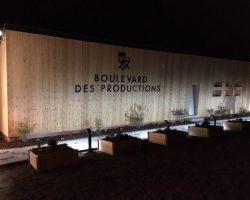 Inauguration du nouveau studio de doublage du Boulevard des Productions à Strasbourg